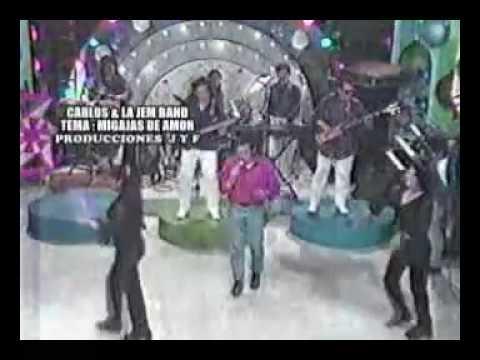 cumbia boliviana del recuerdo carlos & la jem band migajas de amor