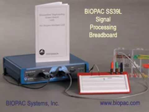 BSL BME Instrumentation Amplifier