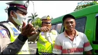 Disuruh Hafalkan Pancasila malah Nyanyi Garuda Pancasila | Sanksi Pengendara Tak Pakai Masker