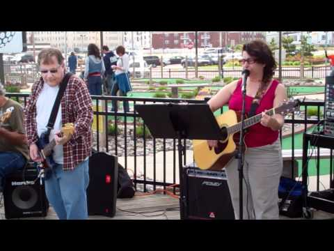 WILD NIGHTS (by Van Morrison) played by Dale Lakata & Eden (with guest Al-Vis on lead guitar)