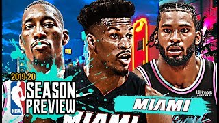 Miami Heat Season Preview: Jimmy Butler | Justise Winslow | Bam Adebayo [2019-20]