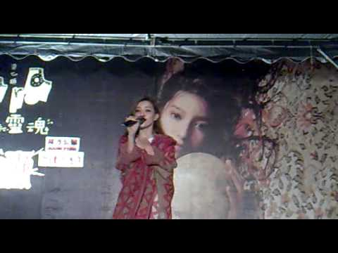 2012-11-17 台南南方公園 Lara梁心頤 自由靈魂簽唱會 蘋果