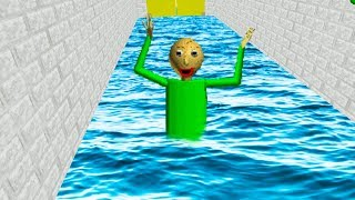 Funny moments in Baldi's Basics Animation || Experiments with Baldi Episode 11