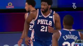 HIGHLIGHTS | Philadelphia 76ers vs. San Antonio Spurs (08.03.20)