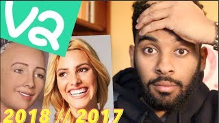 BRING IT IN 2018//LEAVE IT IN 2017 (Lele Pons, Vine 2, etc.)