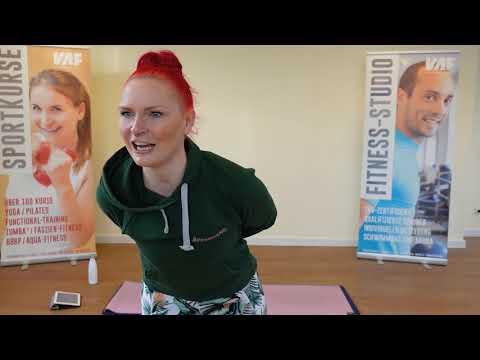 Pilates mit Maxi vom 24.02.21