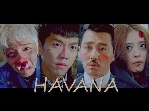 HAVANA-- A Korean Odyssey 화유기 MV