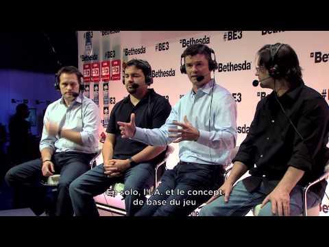 DOOM - Interview sur le multijoueur à l'E3 2015 - YouTube