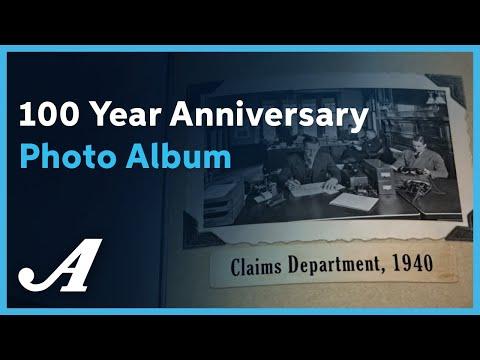 100 Year Anniversary Photo Album 1
