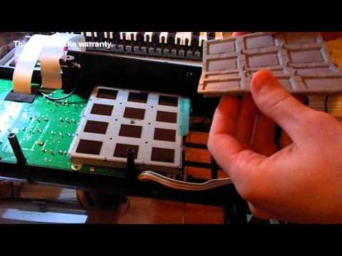 Akai MPK25 pad sensitivity mod upgrade