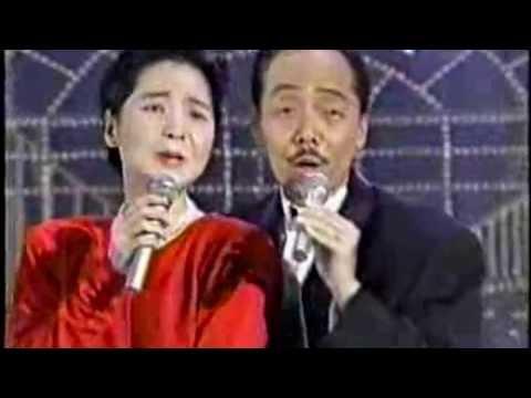 テレサ・テン&谷村新司   Return to the man,return to the woman