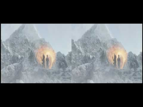 Doctor Strange. Russian Trailer (C) 3D 2K