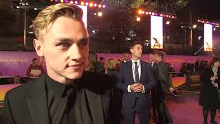 Ben Hardy: I won't leave London