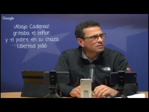 30-01-2018 Pregunta Capriles