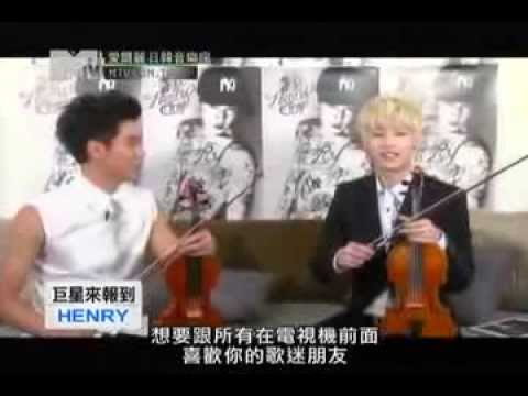 蔡旻佑 × HENRY小提琴譜出浪漫戀曲 (完整版)