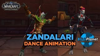 Zandalari Dance (Male / Female)