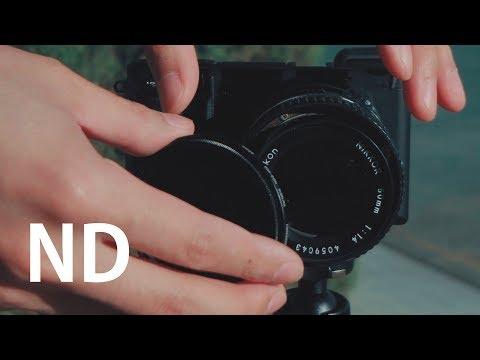 ND 필터에 대하여   대낮에 찍은 영상이 부자연스러운 이유 (수요일엔 용호수 #7)