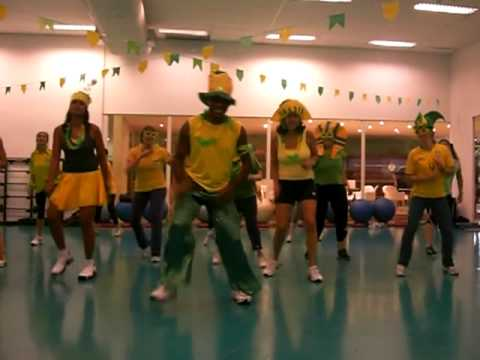 Baixar AULA ESPECIAL COPA 2010, AFRICAN DISK DANCE 02- PROF BENÊ BLACK