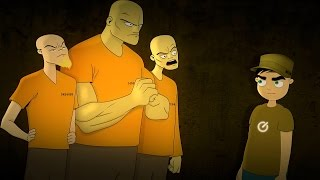 DoiDegeaba S03e02: Cum sa te descurci in puscarie