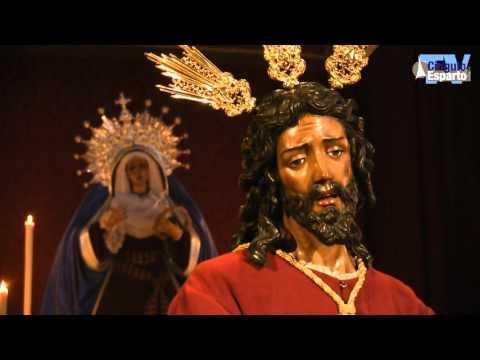 Besamanos a Jesús de Nazareth de Pino Montano