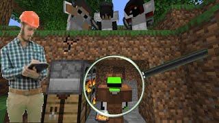 Minecraft Manhunt Analysis (3 Hunters FINALE REMATCH)