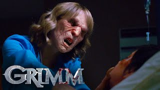 A Hospital With a Creepy Wesen Nurse | Grimm