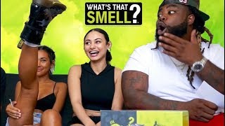 What's That Smell Challenge feat. Wild N Out Cast Members
