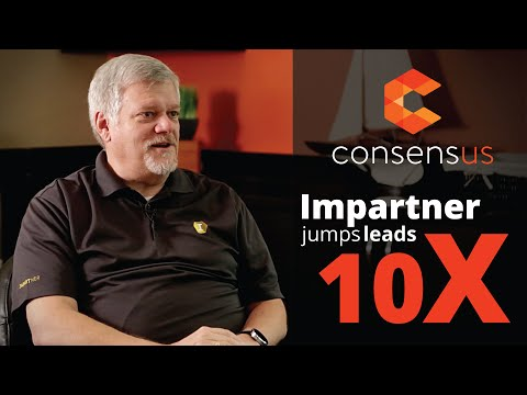 Consensus has helped the Impartner marketing team solve many of their day-to-day challenges while proving through analytics that their demo automation strategy works, including increasing traffic, higher website conversion rates, and increasing leads and closed deals.