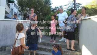 MUSE D.Territoires – Jardin partagé Sémard, Saint-Denis