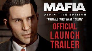 Mafia: Definitive Edition Launch Trailer preview image