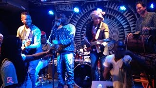 Boubacar Diabate And SambaLolo - SambaLolo Live with Ishmael Kouyate