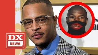 """T.I. Releases Floyd Mayweather Diss """"F**k Ni**a"""""""