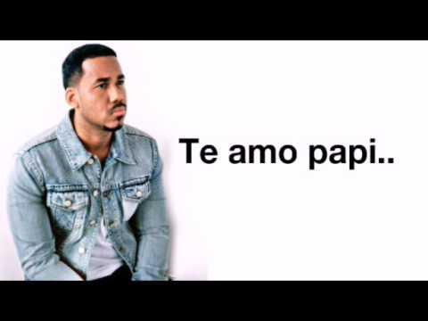 Romeo Santos - Reina de papi (Letra/Lyric)