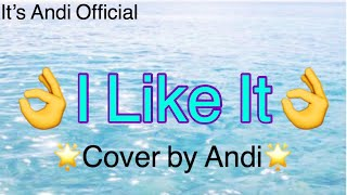 I Like It-KIDZ BOP (Cover by Andi)