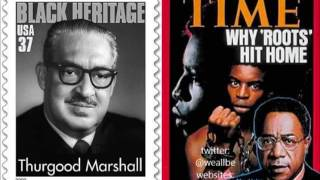 Bro. Dick Gregory: Thurgood Marshall and Alex Haley were 'Agents' 11/24/2013
