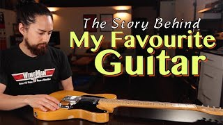The Story Of My Favourite Guitar