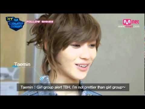 [ENG] mcd taemin girl group alert!