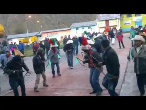 NEGRITOS DE CASTROVIRREYNA HUANCAVELICA 2015 (4) Bajada de Reyes Castrovirreyna