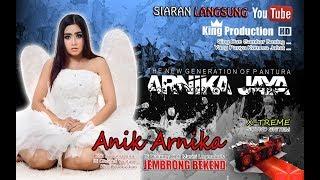 Live Arnika Jaya Desa Panjalin Lor  Sumber jaya Cirebon Kamis, 22 Agustus 2019  Bagian Malam