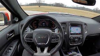 2020 Dodge Durango SRT - POV Driving Impressions