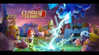 My Clash of Clans lets seen your base Stream