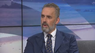 Jordan Peterson says young men attend his talks to turn their lives around