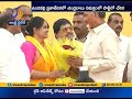 Actress Divyavani Joins TDP