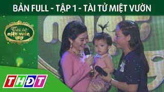 Full Tập 1 Gameshow Tài tử miệt vườn | THDT