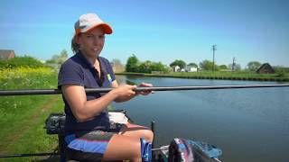 Thumbnail image for CANAL FISHING TIPS with Kayleigh Smith