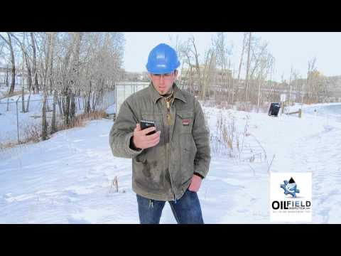 Oilfield Inspection App   Oil & Gas Mobile App Inspection Service Software With Work Alone Check-In
