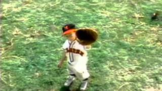 Pizza Hut Little League Commercial (1990) - From Teenage Mutant Ninja Turtles VHS