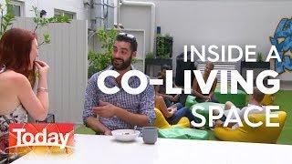 Inside the co living craze | TODAY Show Australia