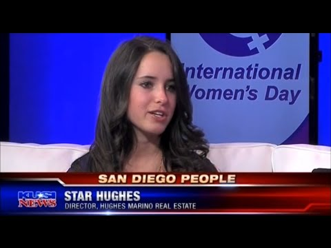 KUSI International Women's Day Special w/ Star Hughes - Part III