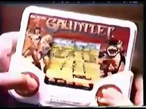 Gig Tiger videogiochi tascabili (1987)